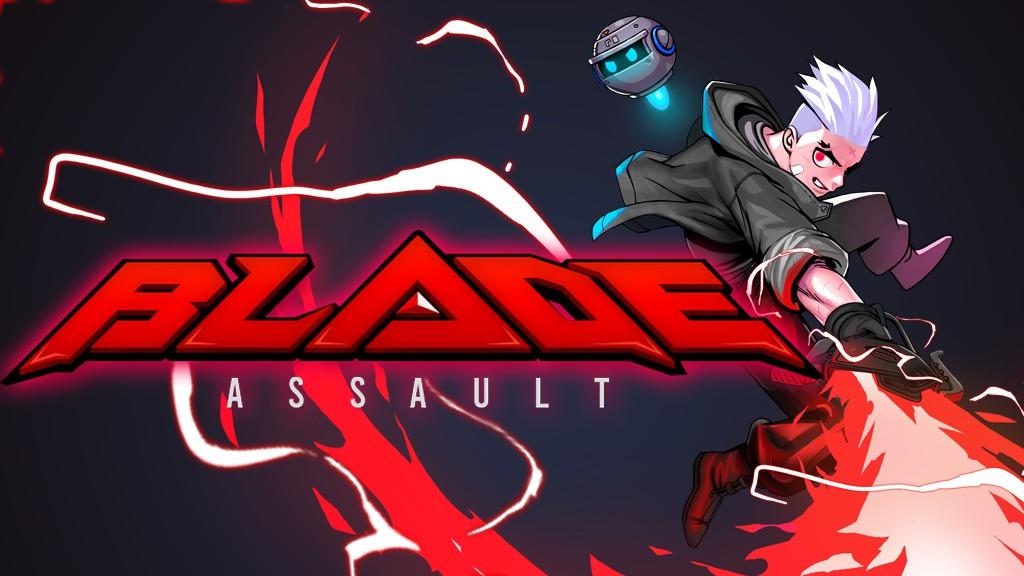 Blade Assault on Kickstarter