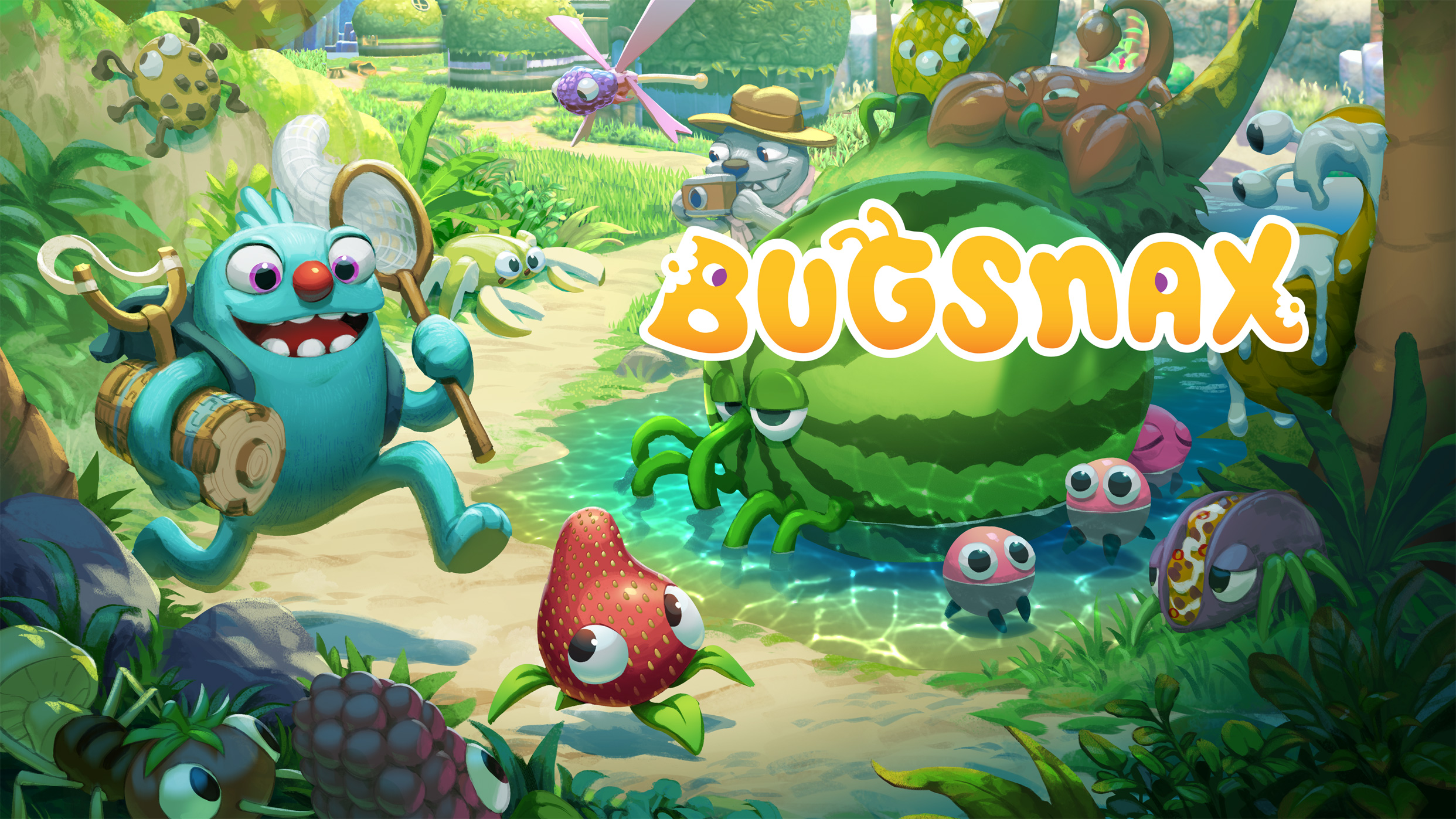 Bugsnax review