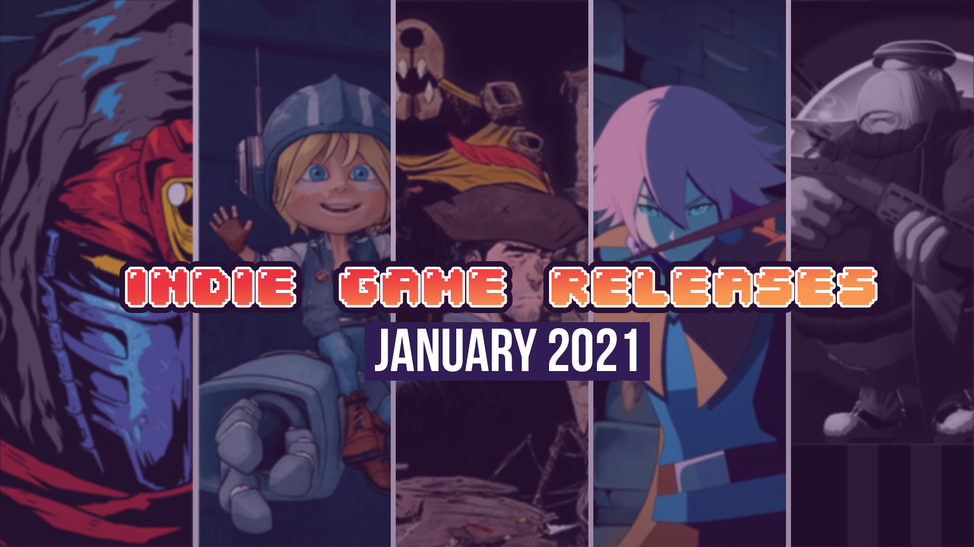 Upcoming Indie Games – January 2021
