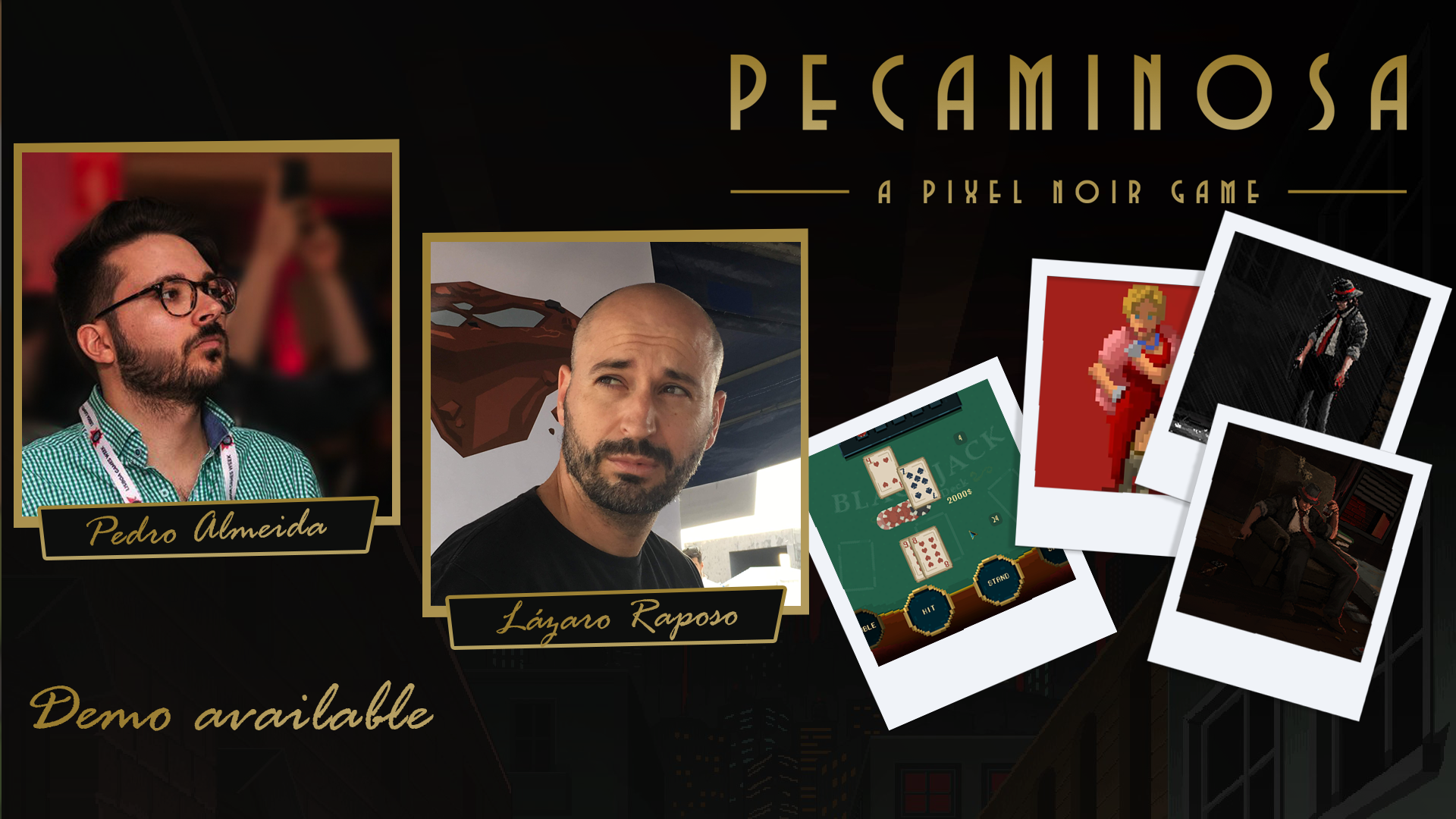 Pecaminosa on Steam Game Festival