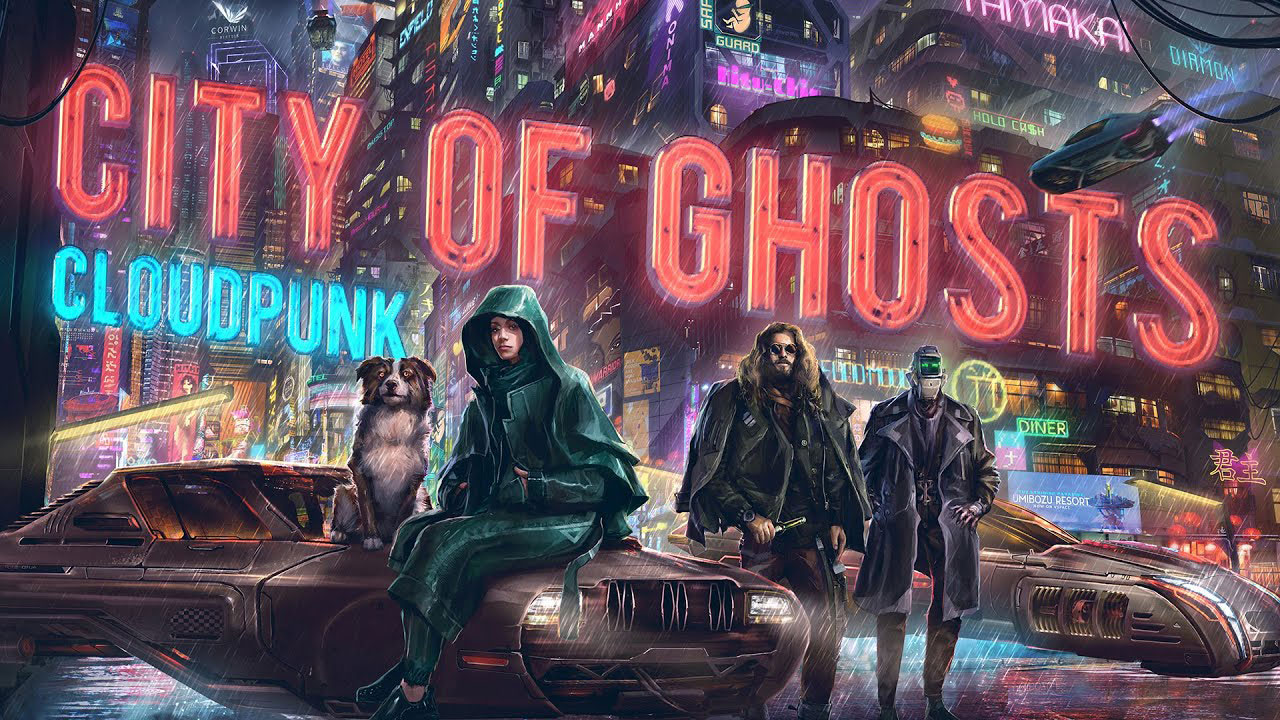 Cloudpunk DLC City of Ghosts announced