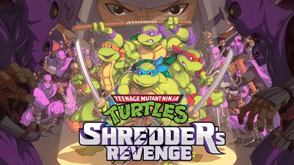 Teenage Mutant Ninja Turtles: Shredder's Revenge – Reveal trailer