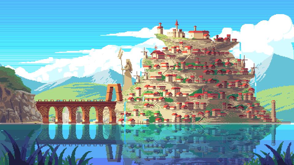 LakeSide a cozy city builder